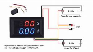 Volt Amp Meter Wiring Diagram For Led Wiring Diagram For