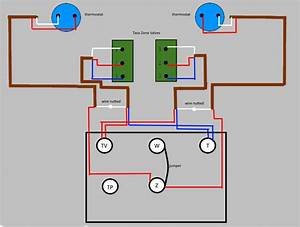 Wiring Honeywell L8148e  Taco Zone Valves And An Ecobee3