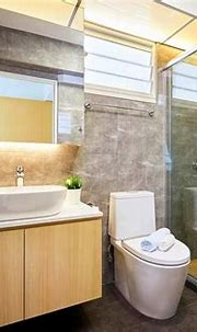 Here's how you can take the common HDB bathroom and make ...