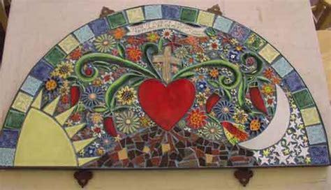 residential mosaic tile santa theresa tile works