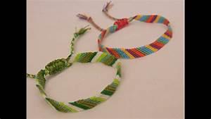 comment faire un bracelet brésilien simple friendly