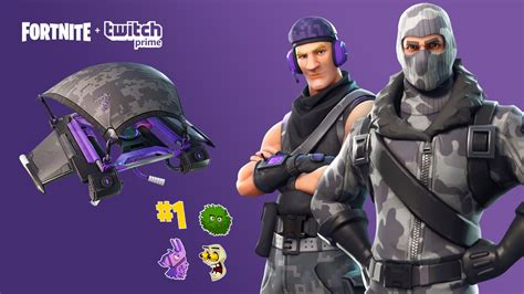 fortnite twitch prime pack dresses  jonesy shacknews