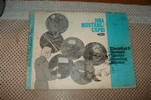 Buy 1984 Ford Mustang Mercury Capri Wiring  U0026 Vacuum