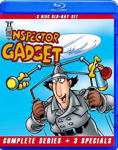 inspector gadget fred the