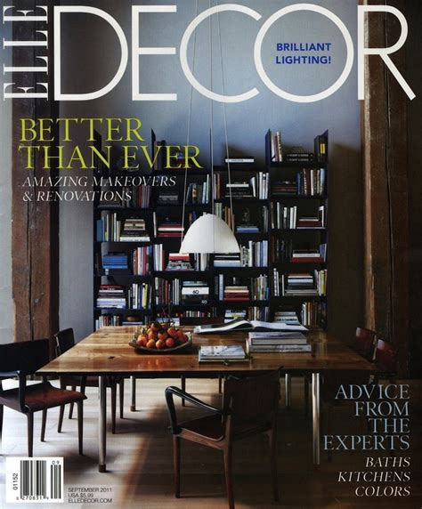 Interior Magazines by 4 Elle Decor Usa Top 50 Usa Interior Design Magazines 4 4