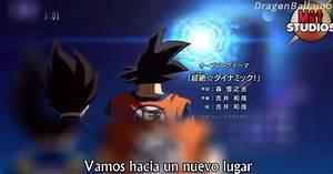 Dragon Ball Super  Opening En Espa U00f1ol  U2014 Dragonball Uno