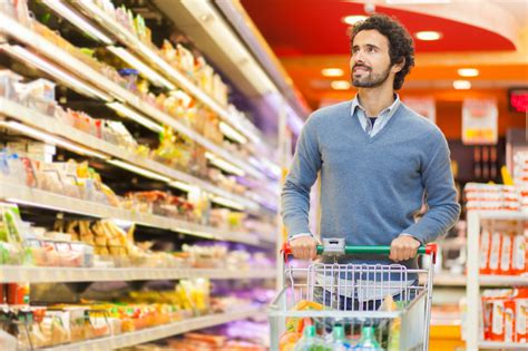 10 Grocery Shopping Tips For A Healthy New Year