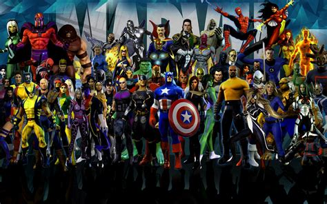 hd marvel heroes   desktop wallpapers