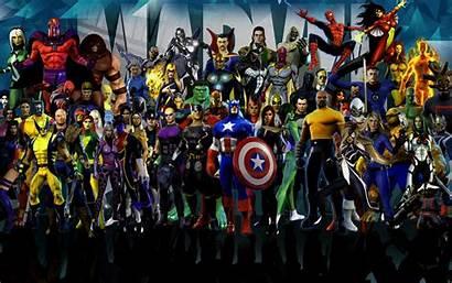 Marvel 4k Wallpapers Heroes Windows Desktop Amazing
