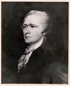 Young Alexander Hamilton