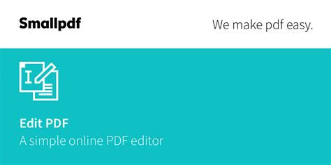 Edit PDF - Free PDF Editor Working Directly in your Browser