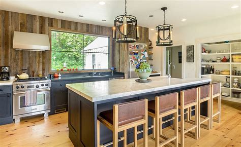 Gorgeous Ways To Add Reclaimed Wood To Your Kitchen