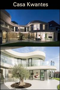 Casa Kwantes Is A Private Residential Structure Designed