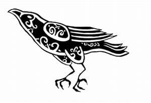 Celtic Raven Knot