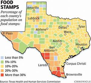 Food Stamps Hit Record Level In Texas