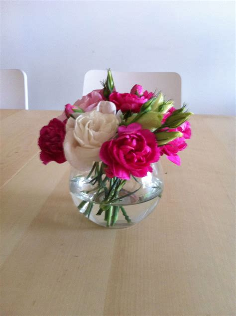 Flowers In Small Vases by Flower Practice In Small Vase View 2 Another