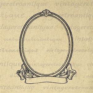Best Photos of Oval Frame Graphic - Vintage Frame Graphic ...