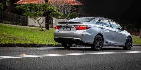 2016 Toyota Camry Rz Review Caradvice