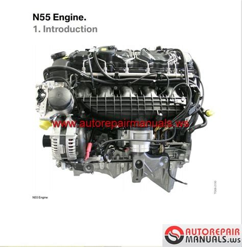 bmw n55 engine technical training auto repair manual forum heavy equipment forums download