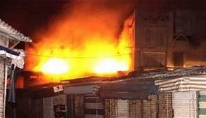 Incendie Villeneuve Les Avignon : diourbel apr s l 39 incendie les commer ants du march ~ Dailycaller-alerts.com Idées de Décoration