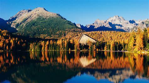 beautiful lake scenery wallpapers hd wallpapers id