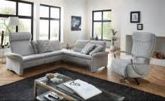 Polstermöbel Oelsa Gmbh : pm oelsa madagaskar funktionssessel in grau m bel letz ihr online shop ~ Markanthonyermac.com Haus und Dekorationen