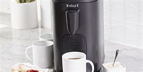 This new coffee and espresso maker from the makers of instant pot will seriously upgrade your morning brew! Instant Pot Releases 2-in-1 Instant Pod Coffee and Espresso Maker
