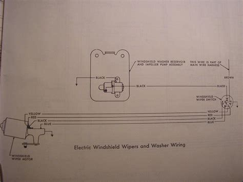 amc wiper set prestolite motor rare switch amx javelin sst