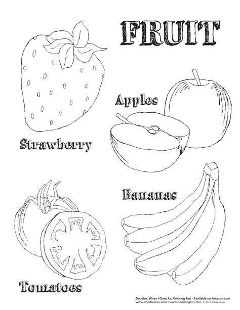 nutrition coloring pages bestofcoloringcom