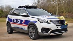 Voiture Police France : gruau et thal s s associent pour cr er la voiture de police et de gendarmerie du futur ~ Maxctalentgroup.com Avis de Voitures