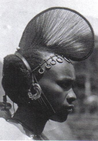 amazing images  vintage african hairstyles