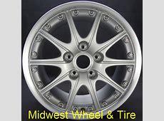 Porsche 67246MLS OEM Wheel 4460002 4460007 OEM
