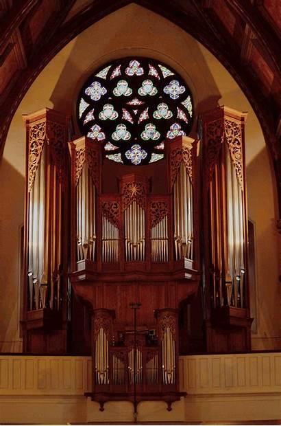 Organ Church Christ Cathedral Montreal Organs Karl
