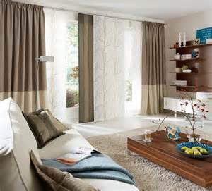 gardinen idee wohnzimmer sichtschutz und viel wohnliches design in einem weko