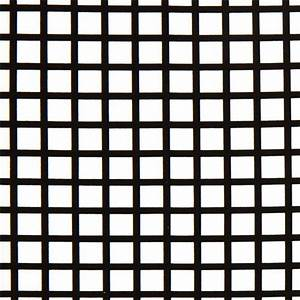 Plaid Noir Et Blanc : black and white grid checker fabric by robert kaufman ~ Dailycaller-alerts.com Idées de Décoration