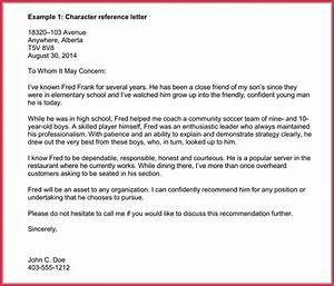 Letter Of Recommendation For Immigration For A Friend Immigration Reference Letters 7 Samples Formats And