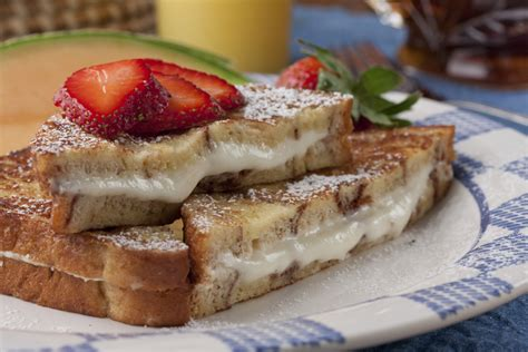 Disappearing Stuffed French Toast Mrfood