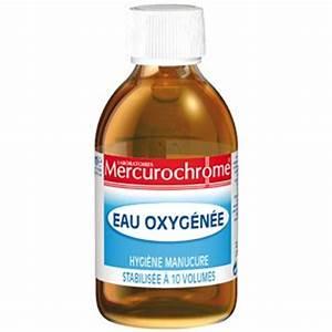 Eau Oxygénée 130 Volumes : l 39 eau oxyg n e exercice de chimie 261274 ~ Dailycaller-alerts.com Idées de Décoration