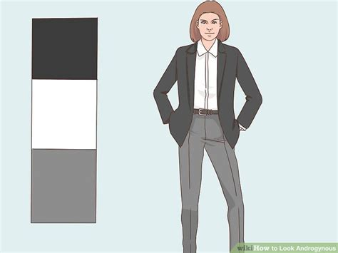 ways   androgynous wikihow
