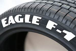 goodyear tire lettering tire stickers in goodyear eagle With goodyear white letter