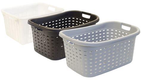 white wicker baskets heavy duty utility weave laundry baskets infocus