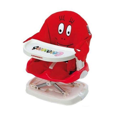 rehausseur de chaise pour bebe barbapapa réhausseur de chaise b up achat vente