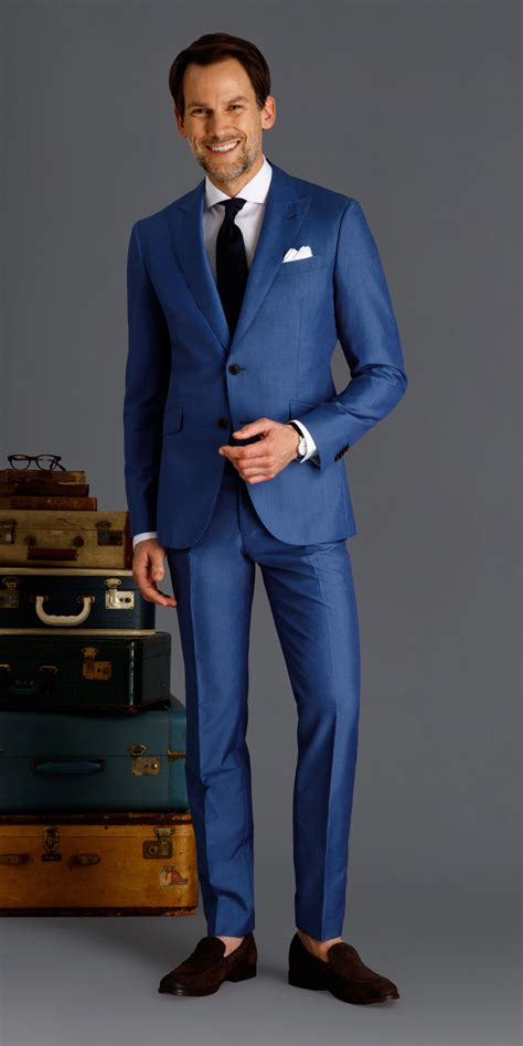 light blue tuxedo 5 reasons to splurge on a wedding suit the compass
