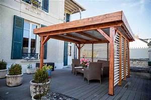 Contrat D Architecte : carport fait maison amazing carport bois excellente ~ Premium-room.com Idées de Décoration