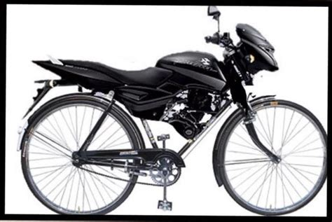 Modified Supine Bicycle by Bicycle Modified Into Pulsar Bike Picture