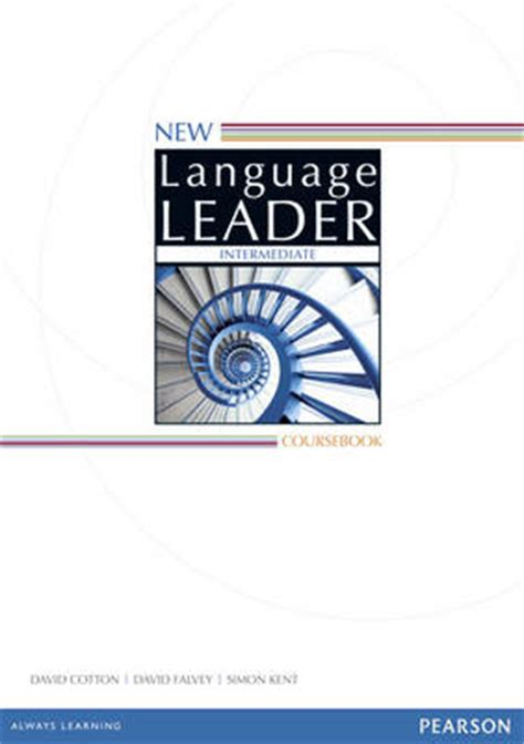 New Language Leader Intermediate Coursebook  Cotton David, Falvey David, Kent Simon Profit24