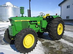 1972 John Deere 4020 Diesel Power Shift Fwa For Duane