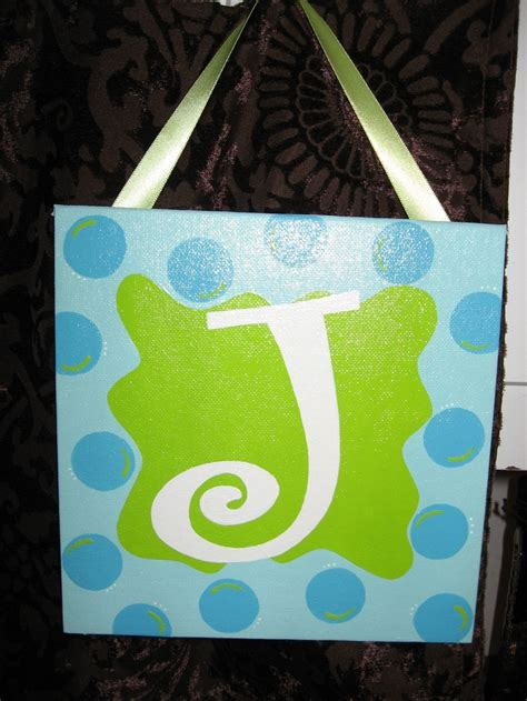 fun initial canvas christmas canvas kids canvas painting initial canvas