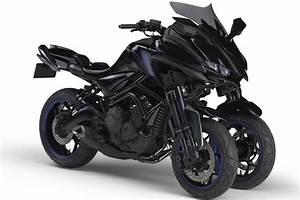 Moto A 3 Roues : concept 3 roues yamaha mwt 09 ~ Medecine-chirurgie-esthetiques.com Avis de Voitures
