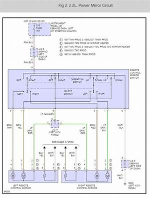 Silverado Side Mirror Wiring Diagram 24930 Getacd Es
